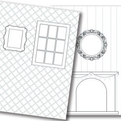 Doll House and Toy Patterns